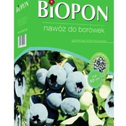 BIOPON do borówek 1kg